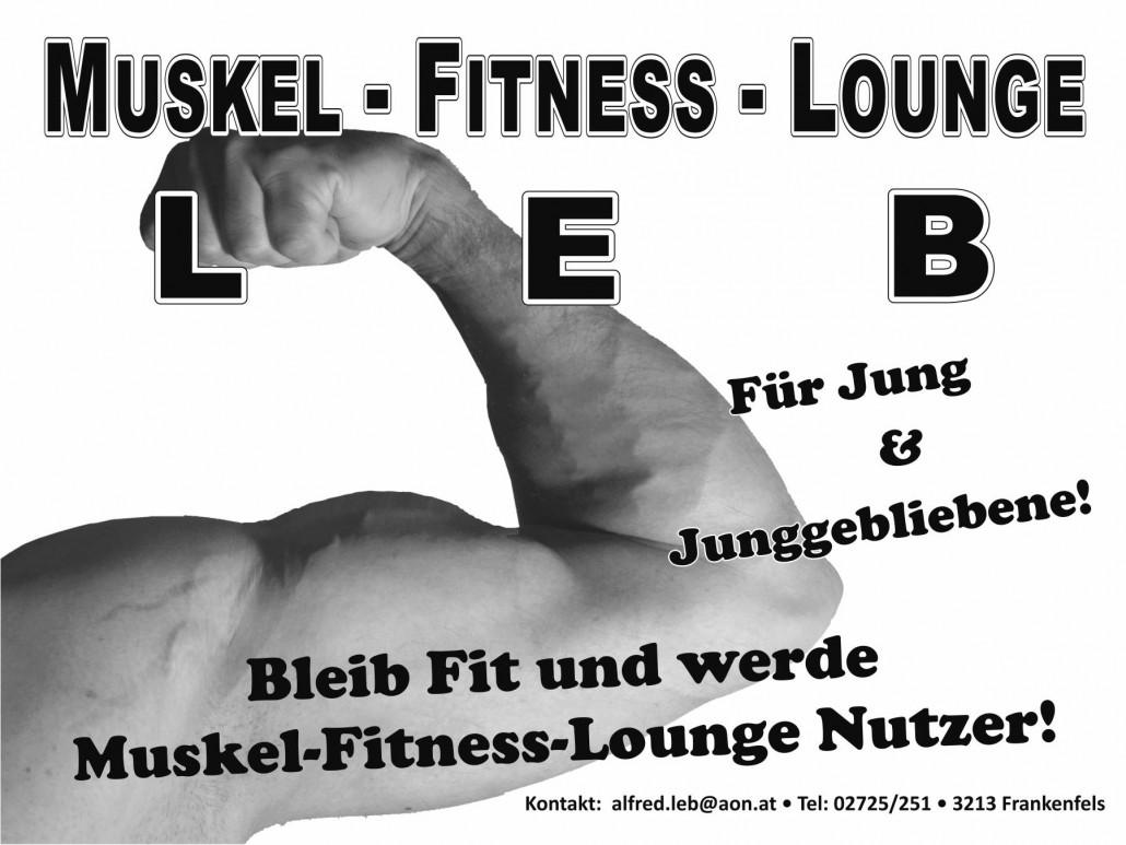 Muskel Fitness Lounge Leb